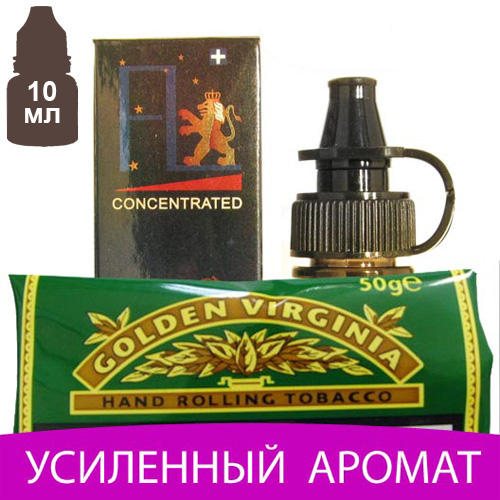 Голден Вирджиния | Golden Virginia 10мл · FLC
