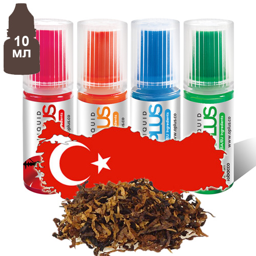Жидкость Oplus Turkish Tobacco 10мл